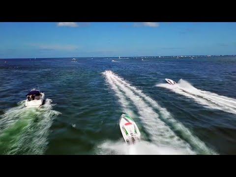 Clearwater Beach Super Boat International 2018 - Sundey