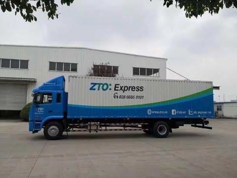 ZTO Express – Dịch vụ chuyển phát nhanh với hệ thống đại lý rộng khắp các quốc gia.