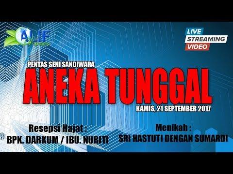 LIVE STREAMING SANDIWARA ANEKA TUNGGAL  DSN PILANGPAYUNG DS.SALAMDARMA KAMIS 21SEPTEMBER 2017 malam