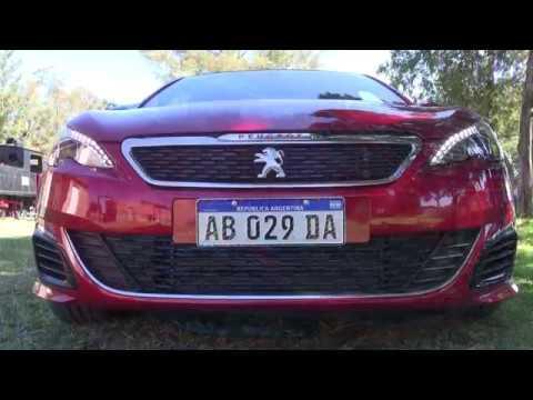 PEUGEOT 308 S GTi (8.4.17) TEST AUTO AL DÍA.