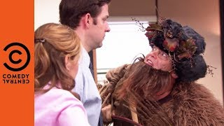 Dwight Shrute Is the Belsnickel | The Office US
