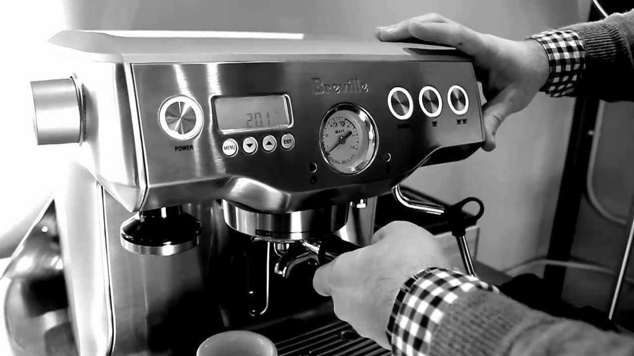 Breville Double Boiler Espresso Machine Review
