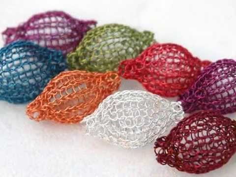 Knitting With Wire Tutorial : Best wire crochet knit viking net images