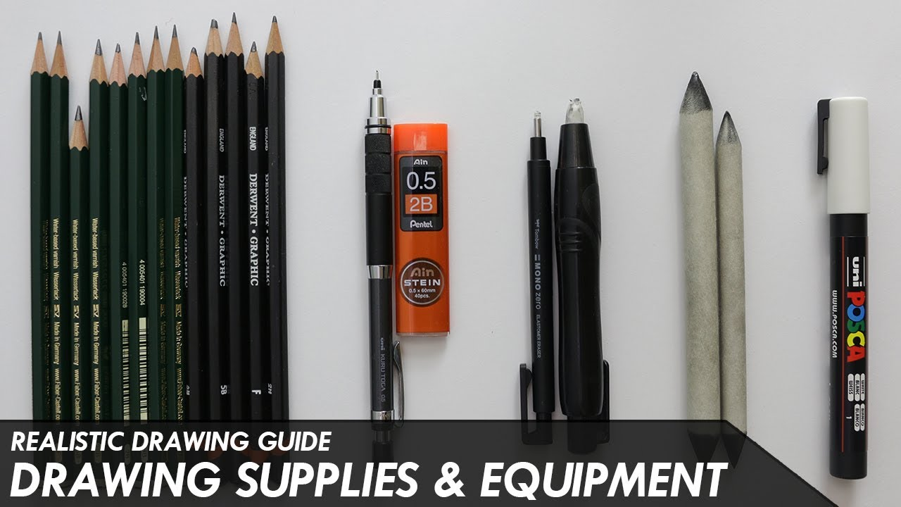 Tools Used In Drafting Equipment Or Instrument : Drawing supplies equipment what you need realistic