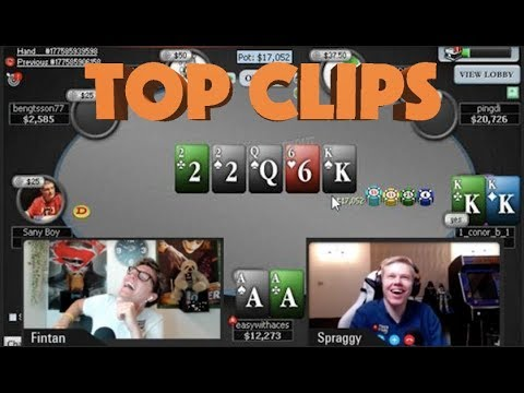 Best Twitch clips with Fintan and Spraggy