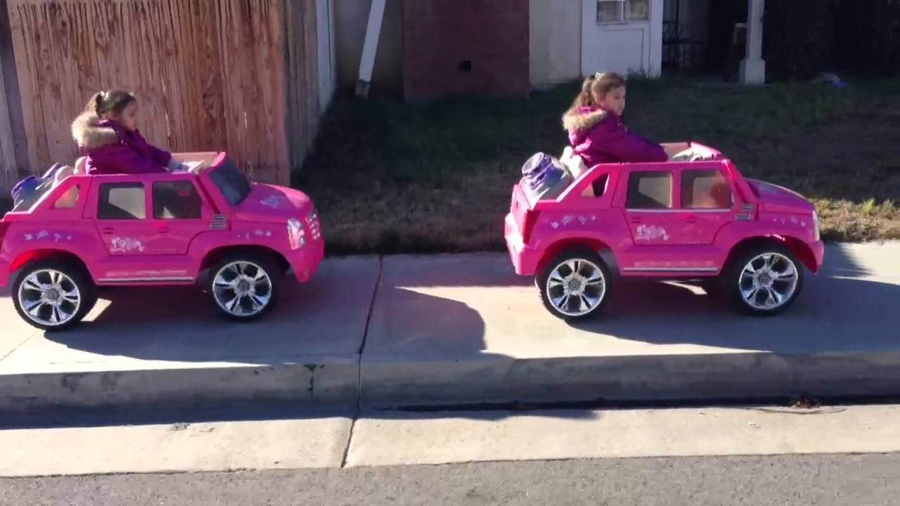 Cadillac Escalade Power Wheels Custom Mitula Cars