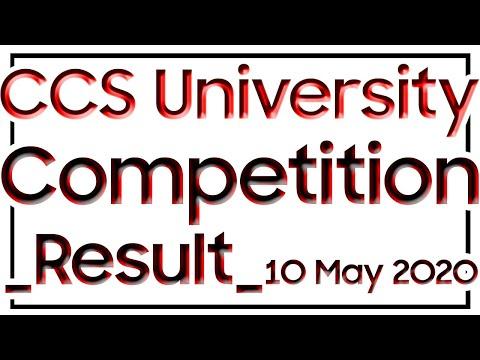 प्रतियोगिता-परिणाम-घोषित-2020-[ccs-university]