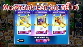 Em Rồng Gì Ơi Mới Dragon Vip Dragon City HNT chơi game Nông Trại Rồng HNT Channel