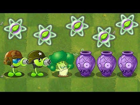Vasebreaker Endless - Wave: 171 - Team Plants Power-Up! - Plants vs Zombies 2 Gameplay