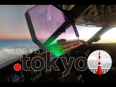 Welcome to Tokyo - Landing in Haneda with the Global Express - HUD Sneakpeek!