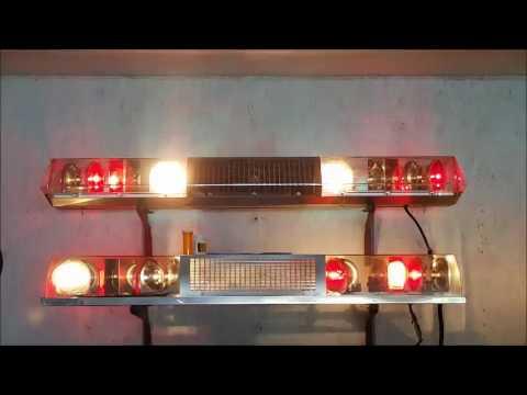 Vintage Code 3 Lights You