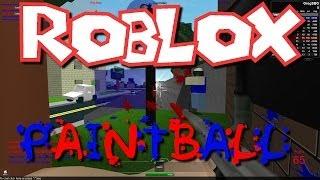 Roblox: Paintball (Jeu de famille)