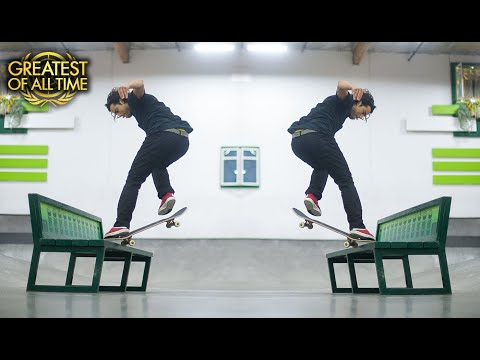 Paul Rodriguez Has No Skateboarding Stance