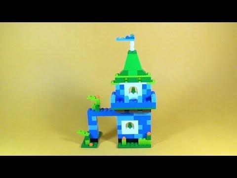 How To Build Lego Dragon 4630 Lego Build Play Box Building