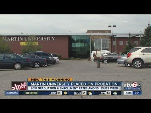 Martin University could lose accreditation