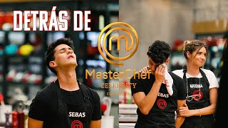 La verdad de Masterchef Celebrity - Sebastian silva
