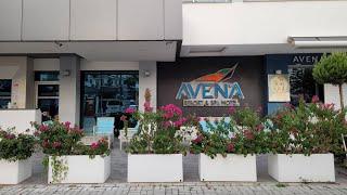 Обзор отеля Avena Resort Spa 4 Аланья 2021г