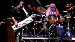Le Orme ft. Luca Sparagna - Amico di ieri (Trieste, 10.8.2013)