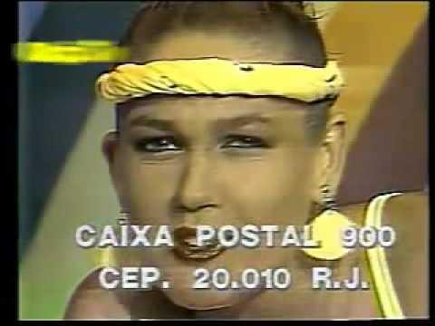 Xuxa no Clube da Criança Tv Manchete (1984) Concurso Estrela chamada