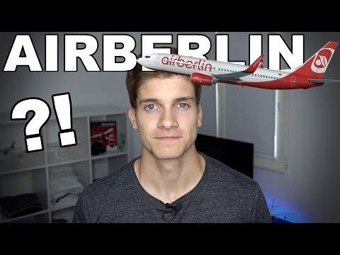 Das wars! AIR BERLIN am Ende! AeroNewsGermany
