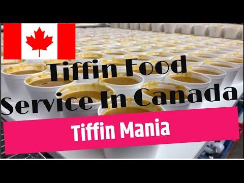 Indian Tiffin Food Service In Canada   Vegetarian Food   Abroad Ka Indian