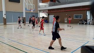 2018 하계 한마음 경북대vs대구한의대예선전 2쿼터