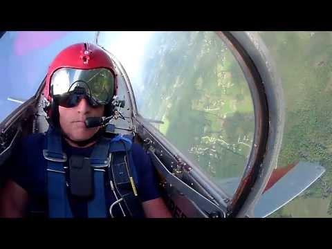 Microjet Aerobatics