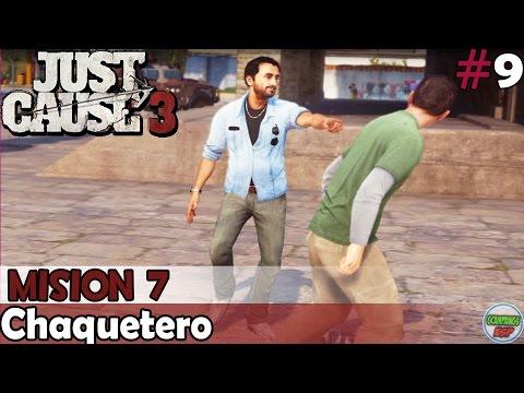 Just Cause 3 | Chaquetero | Mision 7 | En PC Español Sin Comentarios 1080p 60fps