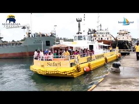 Coral Safari | Semi-Submarine Ride-India's First at Andaman Islands