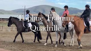 Topline Training - Quadrille