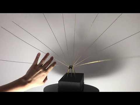 Prototype DIY sonic circuit sculpture⚡️filthy bass sounds and handmade electronics 🔥