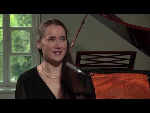 Sunday Chopin Recitals - interview with Maria Gabryś-Heyke