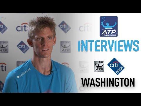Anderson Reflects On Thiem Epic At Washington 2017