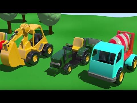 Мультфильм про детскую площадку все серии подряд