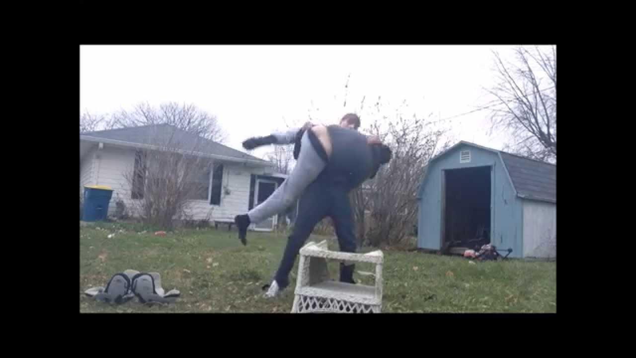 wwe backyard wrestling season 1 ep 2 the year long rematch youtube