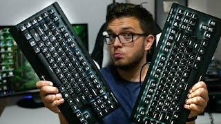 Idealne klawiatury mechaniczne za 170zł? Test Sharkoon SGK 2 + Bonusowy unboxing