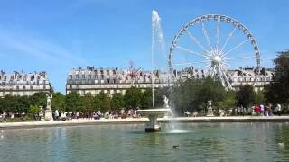 Grand Carousel — Place de la Concorde / Tuileries Gardens