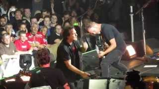 Pearl Jam-Detroit Rock City and Spin the Black Circle, live in Detroit at Joe Louis Arena 10-16-14