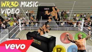 Wr3d - Randy Orton Vs Goldberg - Music Video -  Collapse & Collide (Official Music video)