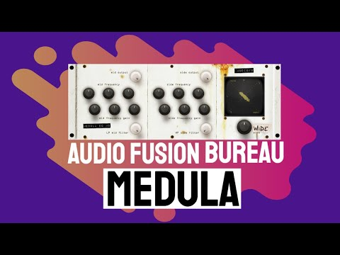 Audio Fusion Bureau: Medula MID SIDE EQ