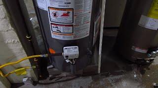 The Rheem Natural Gas Water Heater Model # XG40S09HE38U0 Review