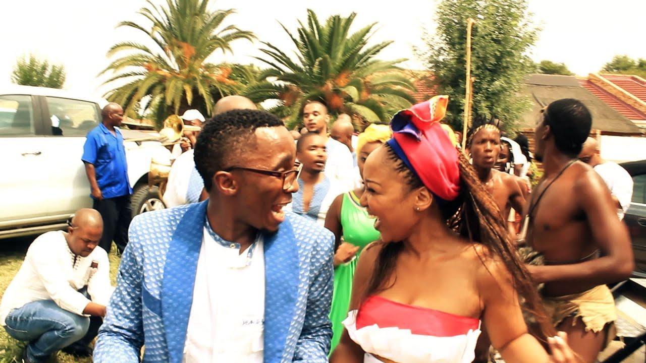 the turn up wedding lerato amp tebogo youtube