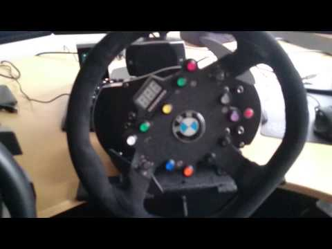 fanatec clubsport wheel impressions doovi. Black Bedroom Furniture Sets. Home Design Ideas