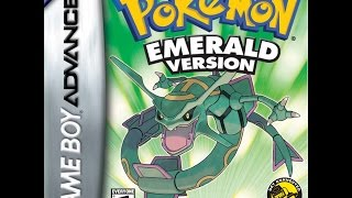 Pokémon Emerald Full Walkthrough