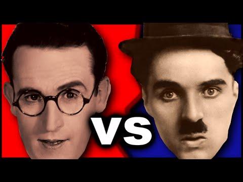 Silent Movie Comedy King? Harold Lloyd vs Charlie Chaplin