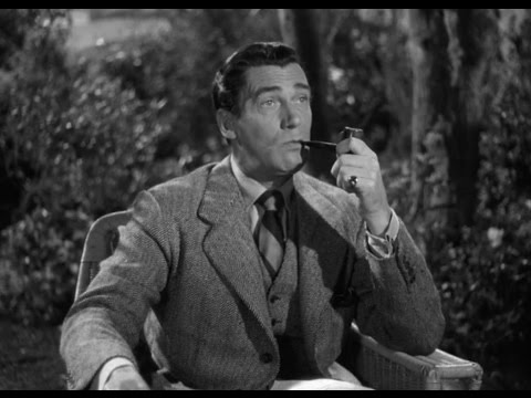 Walter Pidgeon - Days of Wine and Roses
