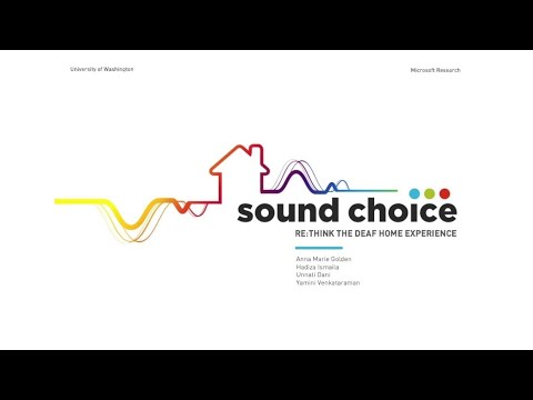 Sound Choice - Final Presentation