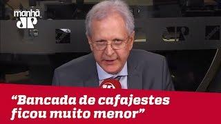 A bancada de cafajestes ficou muito menor | Augusto Nunes