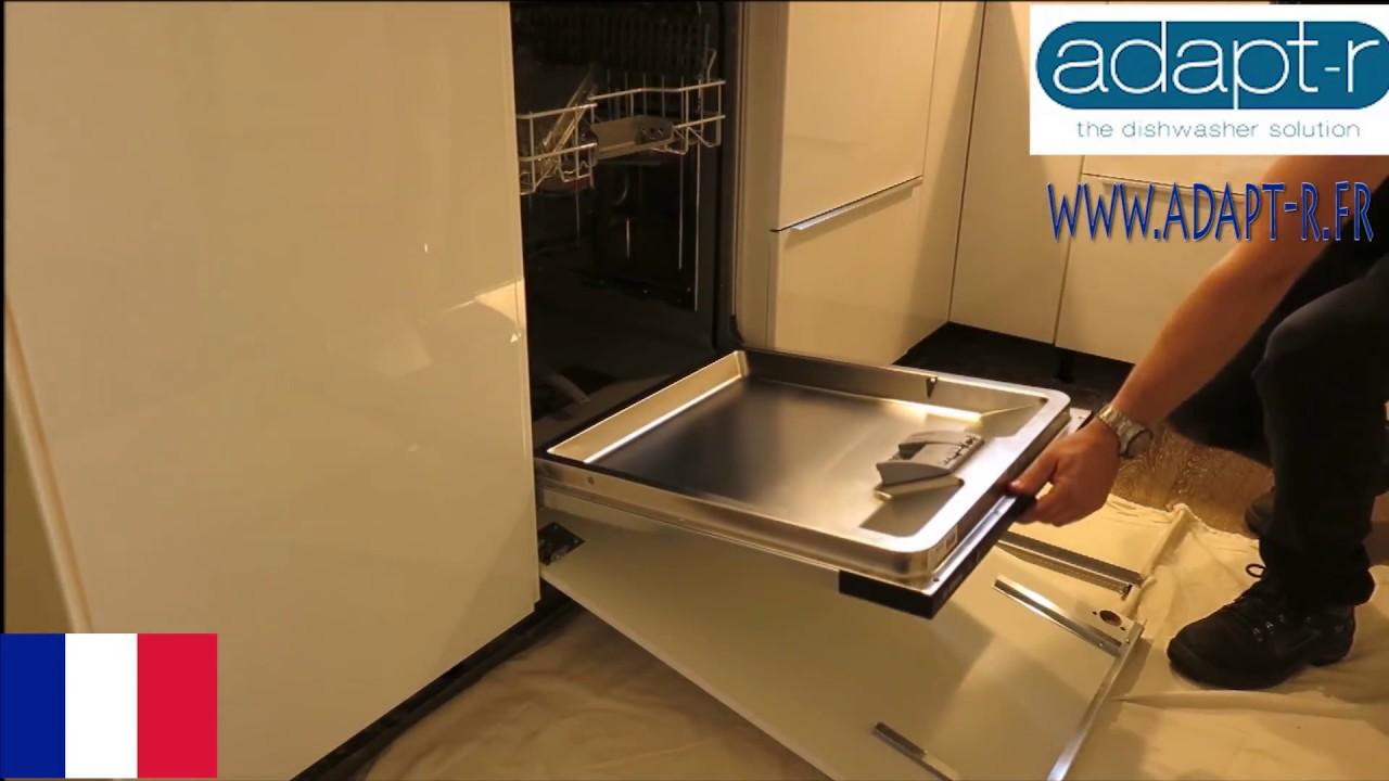 Probl me de porte de lave vaisselle ikea metod youtube - Montage porte frigo encastrable ikea ...