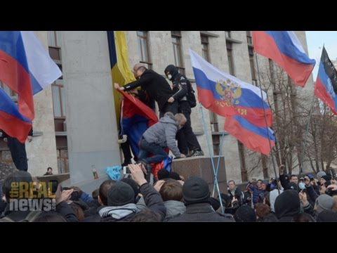 Ukrainian Government Criminalizing Support For Rebellions in the East